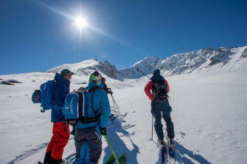 Skitour an der SuusLodge 3 Tage